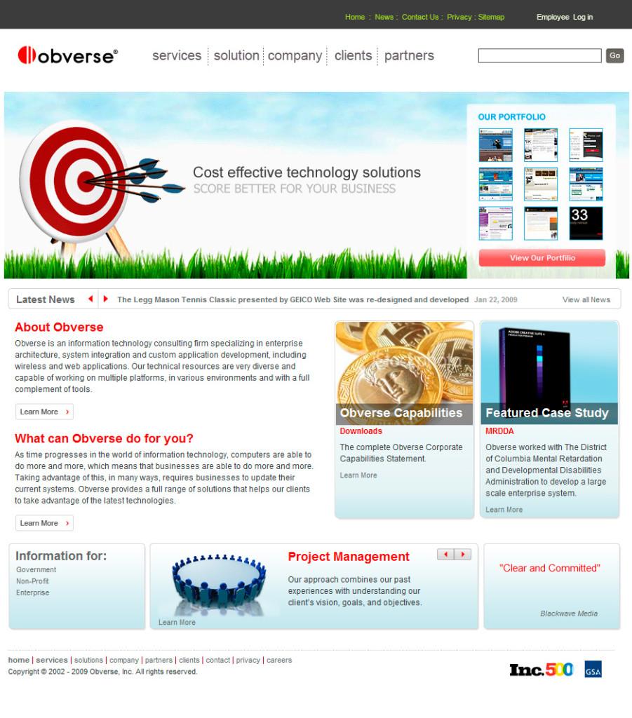 obverse-website